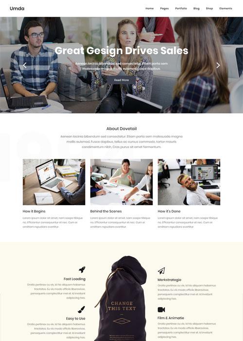 Page Demo image